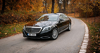 Mercedes Benz S Classe Long